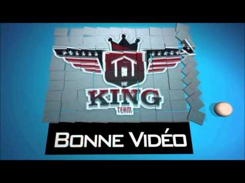 TEMPLATE : Intro music OFFICIEL - KiNG GAMiNG.