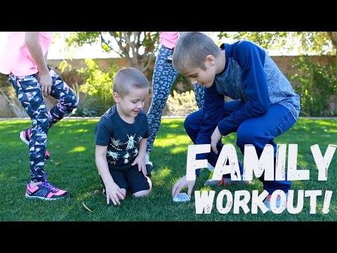 Powell Pack Deck of Cards Workout for the Entire Family