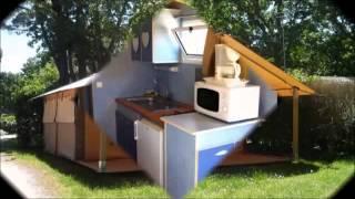 Hebergement Insolite au Camping de l 'Etang du Pays Blanc Guérande