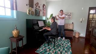 Benedetto Marcello flute sonata in d minor