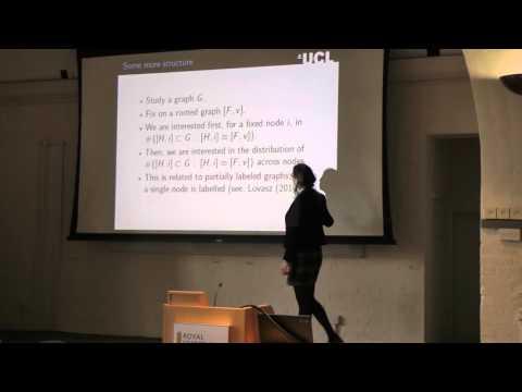 Nonparametric network summaries
