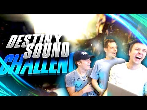GUESS THAT DESTINY SOUND CHALLENGE w/ NKUCH AND POCHBOY!
