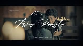 Kannammaa Kannammaa brother & sister lovely song...🥰//what's app status...🥰//King Tamizhan...🥰