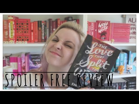 BOOK REVIEW (spoiler free) | The Love that Split the World