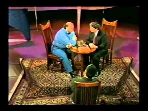 Rabbi Tovia Singer and Reverend Jim Cantelon Debate
