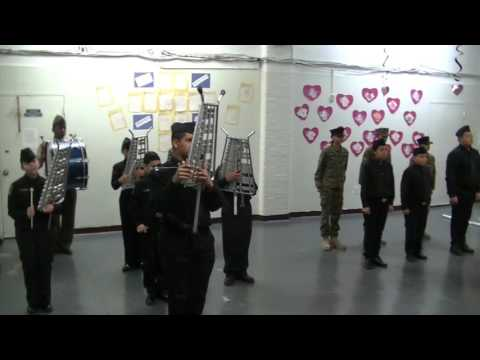 Star of the Sea-Sea Cadet Corp Cadet Review 2016