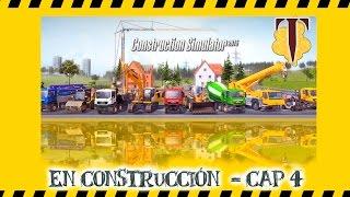 (Directo) Construction Simulator 2015 - De obras con los compis! Bau-Simulator 2015
