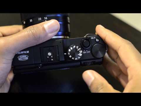 Fujifilm X-A1 Review