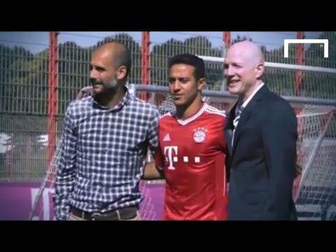 Pep Guardiola - Bayern Munich profile