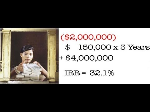 Real Estate Investing Terms Part 2 - Internal Rate of Return (IRR) & Net Present Value (NPV)