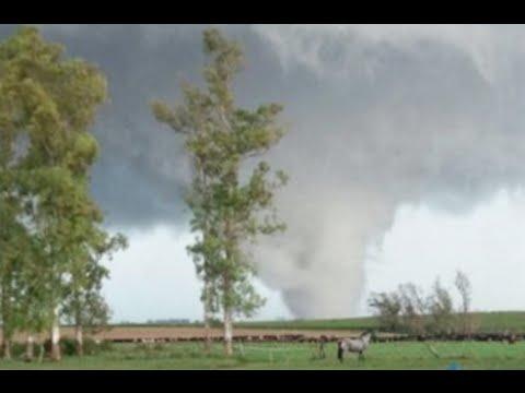 M7.8 Earthquake, Tornado Uruguay | S0 News Apr.17.2016