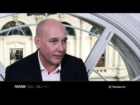 Push Technology Case Study - Arrow and IBM