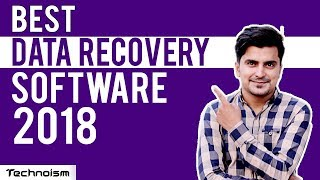 Best Data Recovery Software of 2018 for Windows| Hindi / Urdu | Technoism
