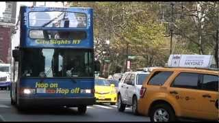 NYC Double Decker Tour Buses Engaging in Disaster Tourism?