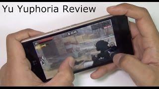 Micromax Yu Yuphoria Review
