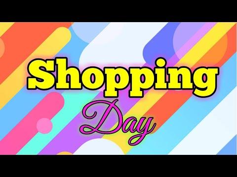 Tonga Toast and Shopping Day!