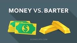 💲 Money vs. Barter   Characteristics of Money