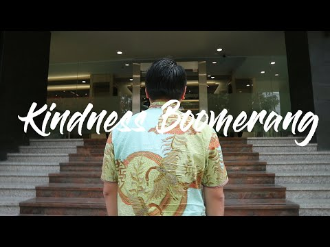 Kindness Boomerang Indonesia - Life Vest Inside Inspired