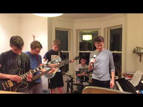Soul To Squeeze Cover - Flat Earth