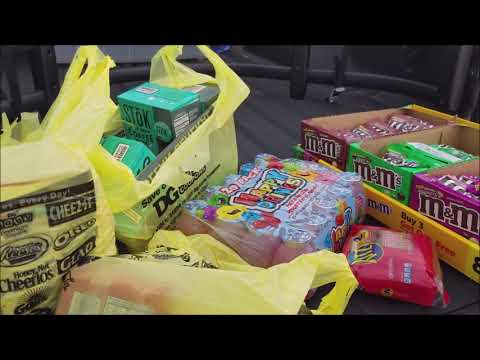 HUGE Dollar General Penny Shopping Haul And Other Neat Stuff 😉