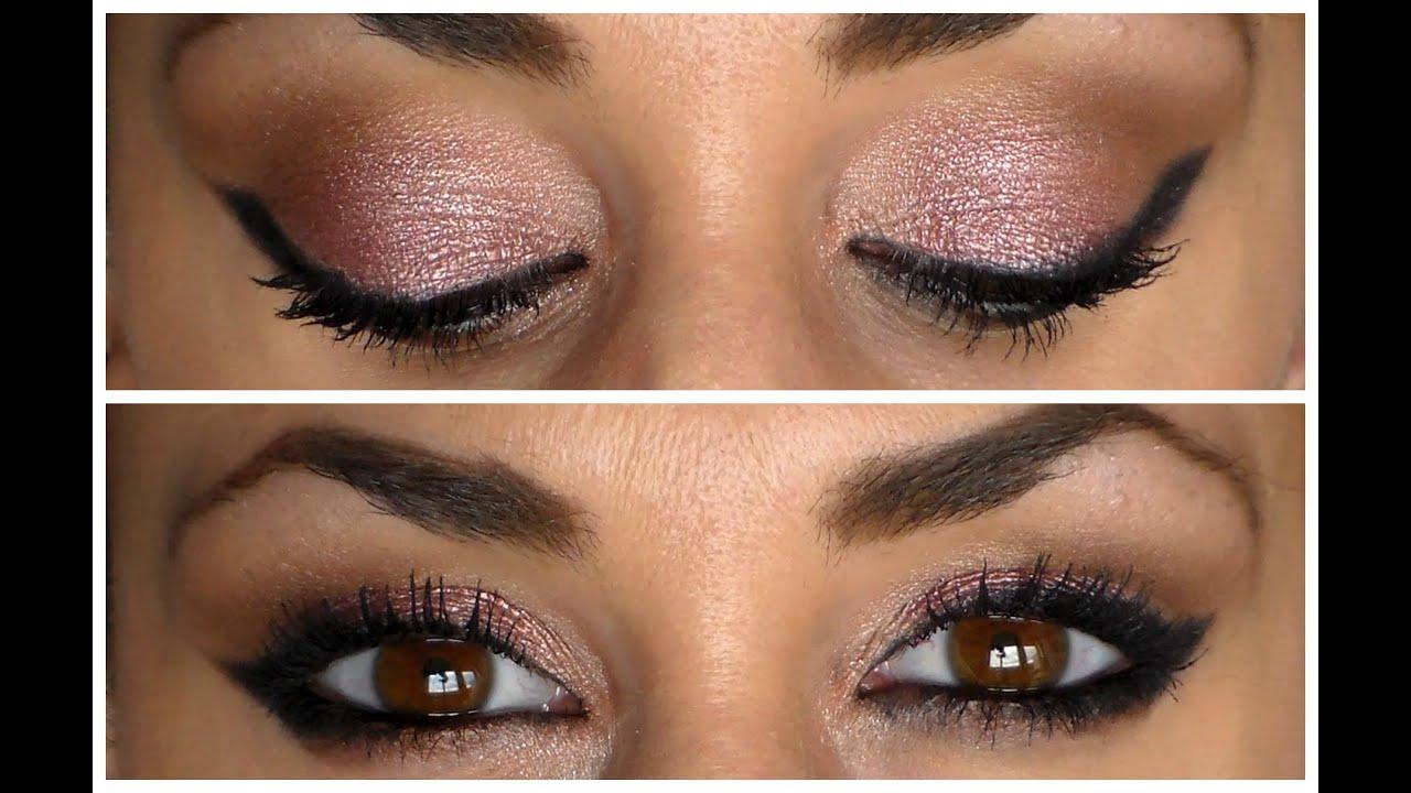 Sexy Hazel Eyes Makeup Tutorial Youtube