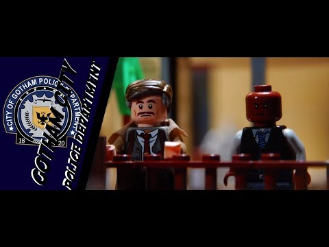 Lego Gotham City Police Department