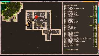 Dwarf Fortress Tutorial 2013: Episode 5 - Guard Dogs, Our First Recruit, Food Storage, And Bed Rooms