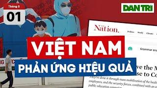 Báo Mỹ chỉ ra 4 lý do vì sao Việt Nam lại chiến thắng được đại dịch Covid-19