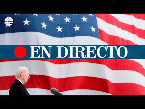 DIRECTO EEUU | Toma de posesión de Joe Biden como presidente de Estados Unidos y salida de Trump