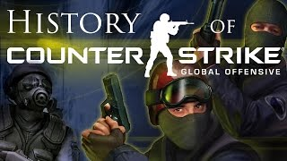History of Counter-Strike - From Beta 1 to CS:GO