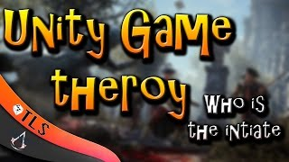 Assassin's Creed Unity Game Theory (Assassin's Creed Unity theory Who is the initiate)