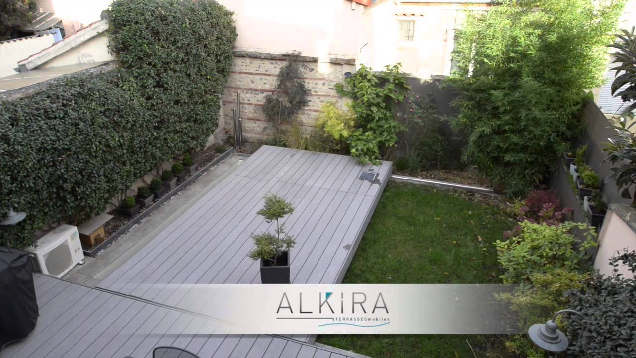 terrasse mobile alkira youtube. Black Bedroom Furniture Sets. Home Design Ideas