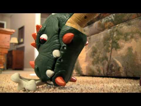 Spike Vs. The Bad Dinosaurs