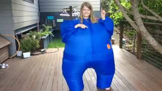 FAT SUIT/SUMO TRICK SHOTS l Out Of This World