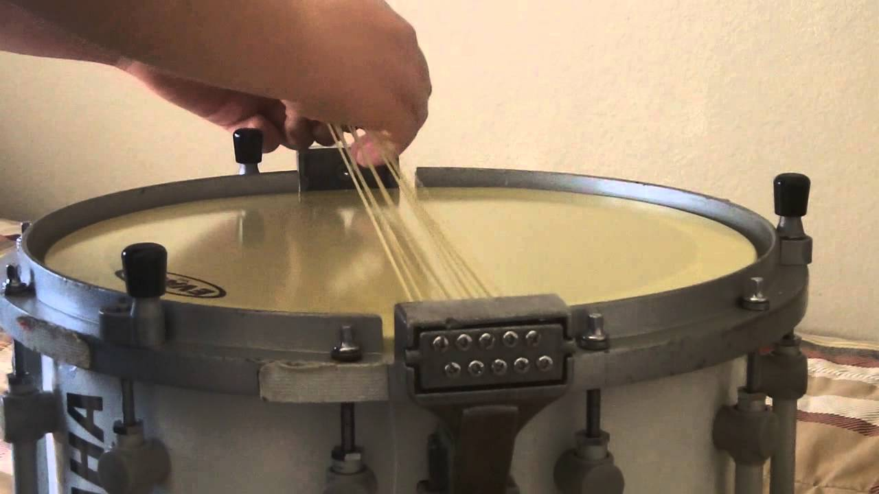 marching snare drum tuning youtube. Black Bedroom Furniture Sets. Home Design Ideas