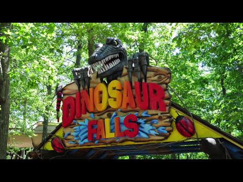 Rides at Water Park Splish Splash Long Island