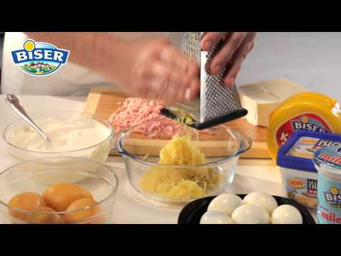 Video recept: Mimoza salata