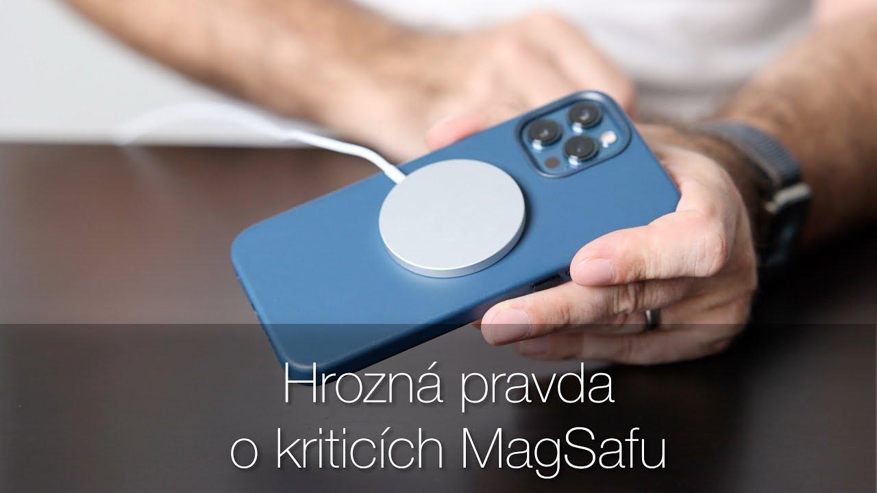 Download Hrozná pravda o kriticích MagSafu a nabíječce samotné [4K] (Alisczech vol. 391)