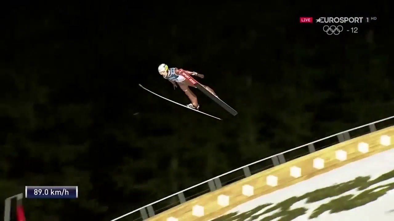 Stefan Hula 132 m Zakopane 2018