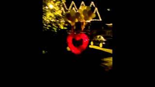 Светящиеся шарики, сердце из светящихся шаров Киев, 044-247-91-35(, 2015-06-23T21:41:29.000Z)