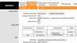 TUTORIAL COMO MUDAR O DNS DO MODEM ROTEADOR ADSL2+  TP LINK MODELO TD 8816