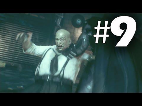 Batman Arkham Knight Part 9 - Penguin - Gameplay Walkthrough PS4