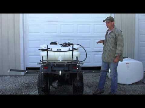 Basic Sprayer Troubleshooting