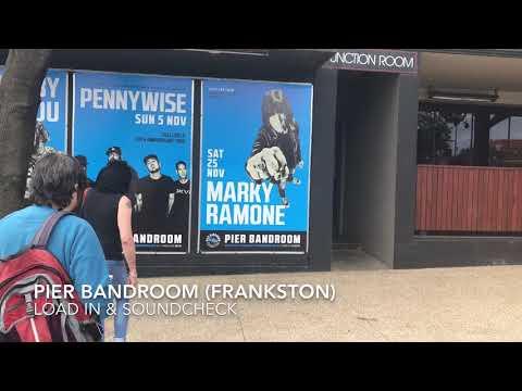 Marky Ramone Australian Tour 2017