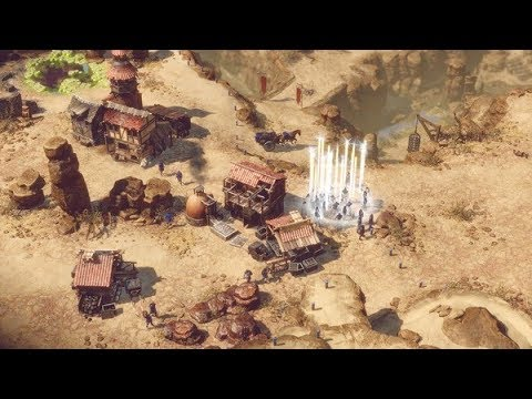 SPELLFORCE 3  – ORCS Faction GamePlay – Real Time Strategy RPG 2017