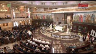 Inauguracja Roku Akademickiego w WSKSiM: Msza św. w Sanktuarium NMP
