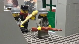 LEGO WW2 Battle of Berlin : The russians are coming