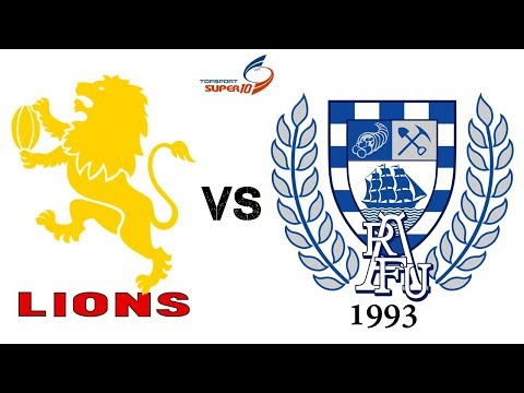 1993 Super 10 Final - Transvaal vs Auckland 22 May Ellispark