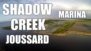 Shadow Creek Resort - Joussard - Slave Lake Ab - Aerial