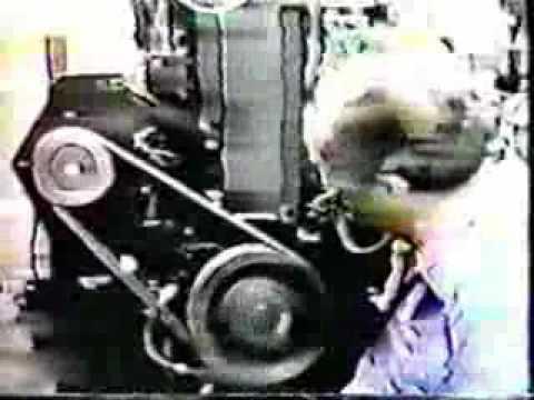 Joseph Papp  (Papp Engine Footage)